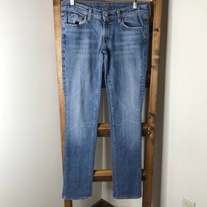 7 for all mankind Bootcut Jeans • Size 29